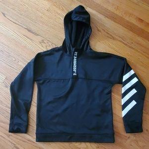 Ideology hoodie. Size L